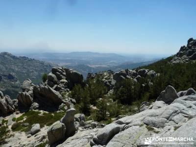 Circo de La Pedriza;trekking y aventura pedriza rutas de senderismo